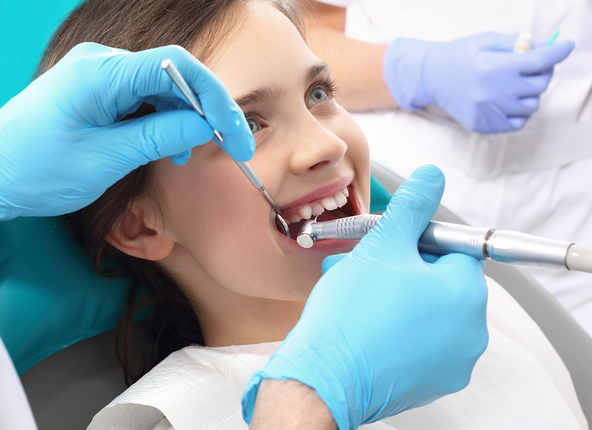fluoride and sealants at Encino Cosmetic Dentistry